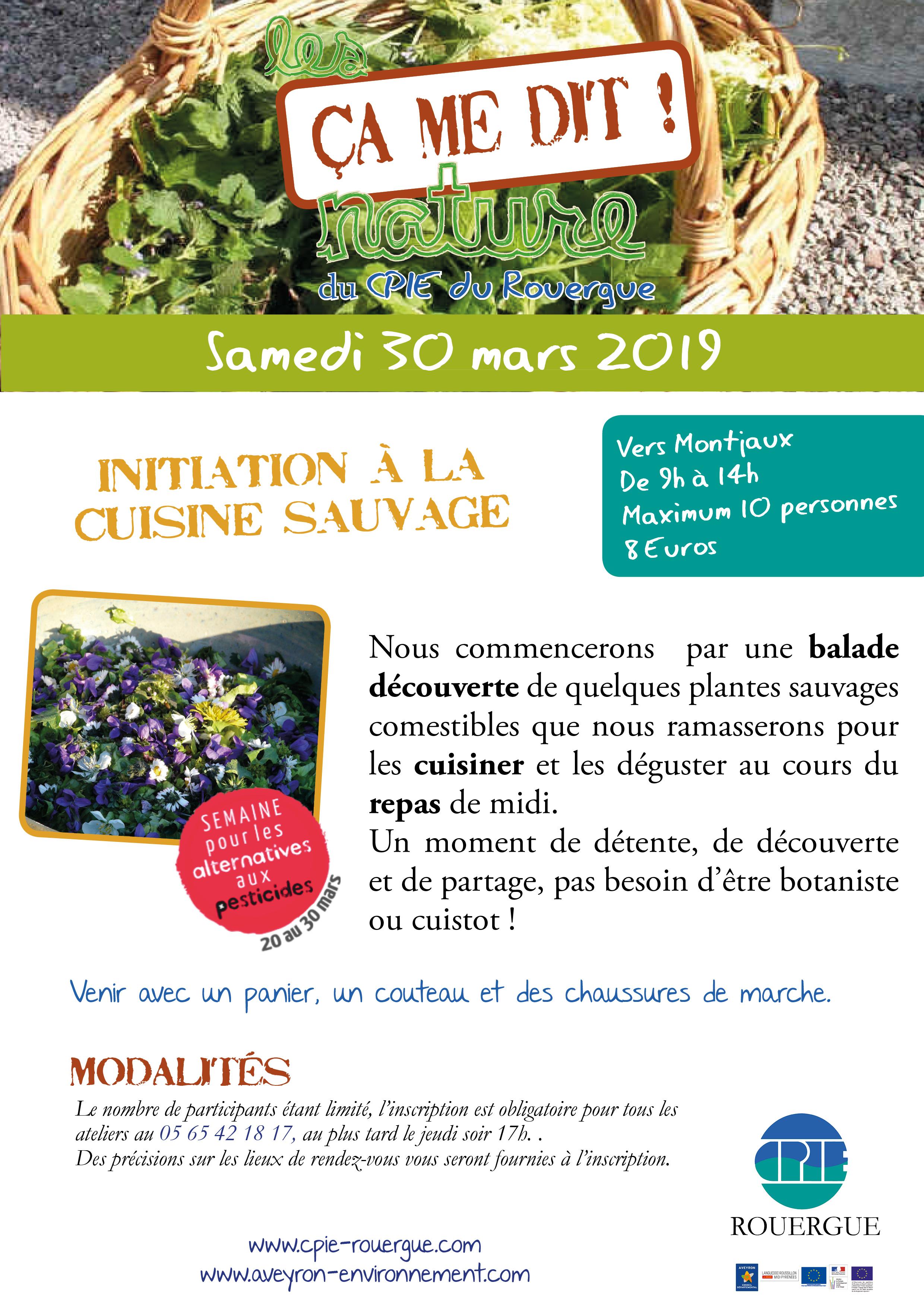 Actualités Cpie Millau Aveyron Agenda Evénements Activités